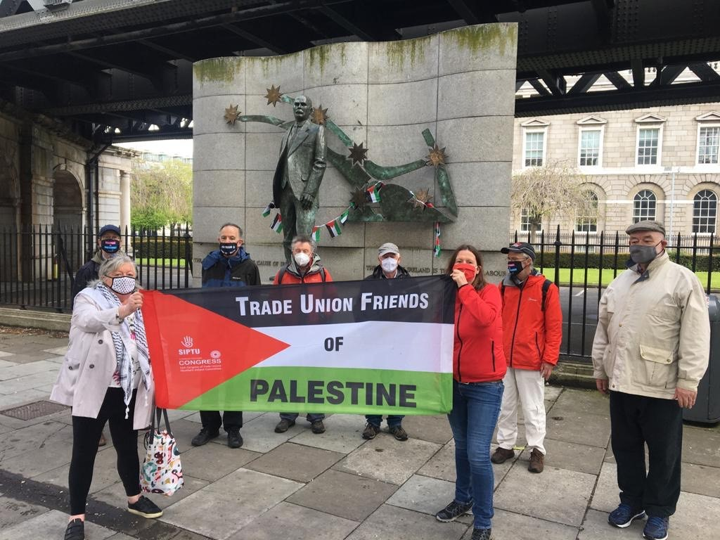TUFP Statement on the Situation in Palestine, May2021